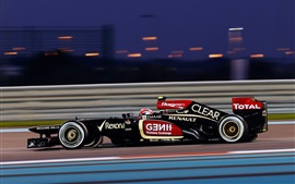 Preview wallpaper Formula 1, F1 race car high speed