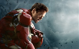 Preview wallpaper Iron Man 4