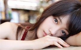 Aperçu fond d'écran Kasumi Arimura 01
