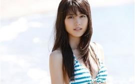 Aperçu fond d'écran Kasumi Arimura 03