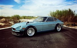 Preview wallpaper Nissan 280Z classic car