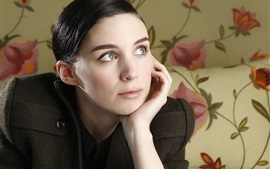 Preview wallpaper Rooney Mara 03