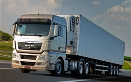 Preview wallpaper TGX truck