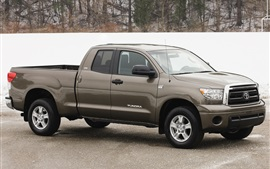 Preview wallpaper Toyota Tundra pickup, Jeep, Japan