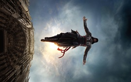 Preview wallpaper 2016 movie, Assassin's Creed