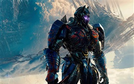 Preview wallpaper 2017 Transformers: The Last Knight, Optimus Prime