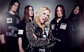 Preview wallpaper Arch Enemy 04