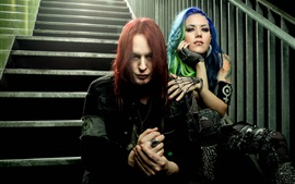 Preview wallpaper Arch Enemy 07