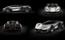 Bell Ross concept supercar