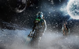 Preview wallpaper Dead Space, classic game