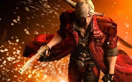 Preview wallpaper Devil May Cry 4, classic games
