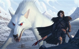 Preview wallpaper Game of Thrones, art picture
