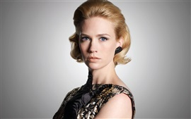 Aperçu fond d'écran January Jones 02