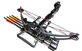 미리보기 배경 화면 MK-400 석궁, 무기, 흰색 배경