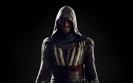 Preview wallpaper Michael Fassbender, Assassin's Creed 2016 movie