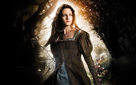 Preview wallpaper Snow White and the Huntsman, Kristen Stewart