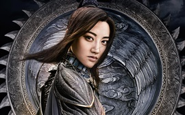 Preview wallpaper Tian Jing, The Great Wall