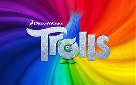 Preview wallpaper Trolls HD