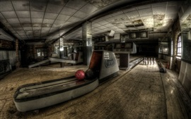 Preview wallpaper Bowling hall, sports