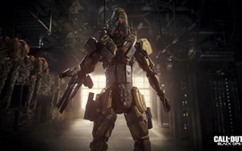 Call of Duty: Black Ops III, robot soldier