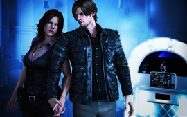 Preview wallpaper Resident Evil 6, classic PC games