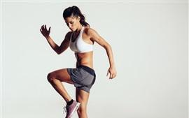 Preview wallpaper Sportswear, fitness girl