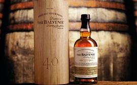 Whisky drink, bottle, Scotland