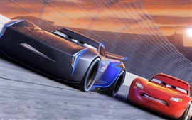 2017 movie, Cars 3