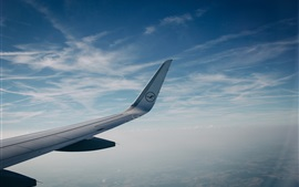 Preview wallpaper Aircraft wing