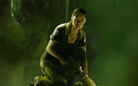 Preview wallpaper Alien: Isolation