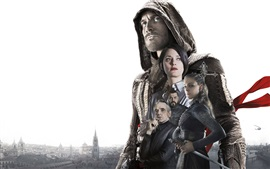 Preview wallpaper Assassin's Creed movie HD