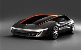 Концепт суперкара Bertone