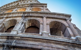 Preview wallpaper Colosseum, Italy, Rome, architecture, wall
