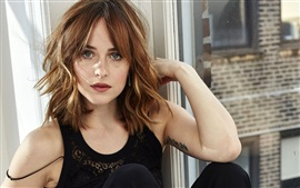 Aperçu fond d'écran Dakota Johnson 01