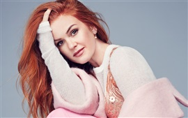 Preview wallpaper Isla Fisher 01