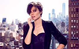 Preview wallpaper Lauren Cohan 08