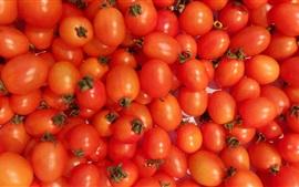 Tomates mini laranja