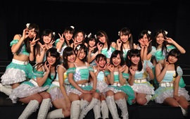 Preview wallpaper SKE48, Japanese girls 01