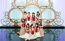 Preview wallpaper SKE48, Japanese girls 02