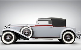 Preview wallpaper 1931 Stutz DV32 luxury car