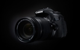 Preview wallpaper Canon EOS 60D digital camera