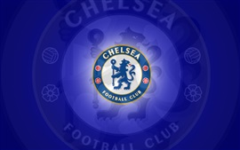 Preview wallpaper Chelsea football club logo
