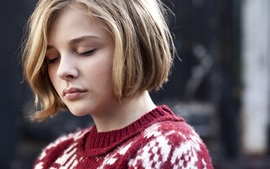 Preview wallpaper Chloe Grace Moretz 32