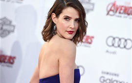 Preview wallpaper Cobie Smulders 03