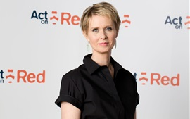 Preview wallpaper Cynthia Nixon 01