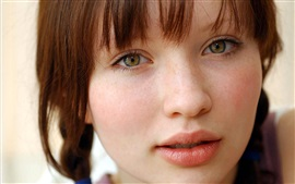 Preview wallpaper Emily Browning 01