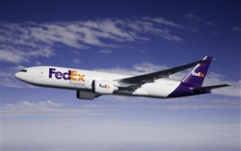 Preview wallpaper Fedex express aircraft