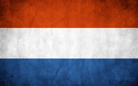 Preview wallpaper Holland flag