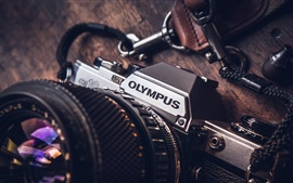Preview wallpaper Olympus camera