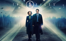 Preview wallpaper The X Files